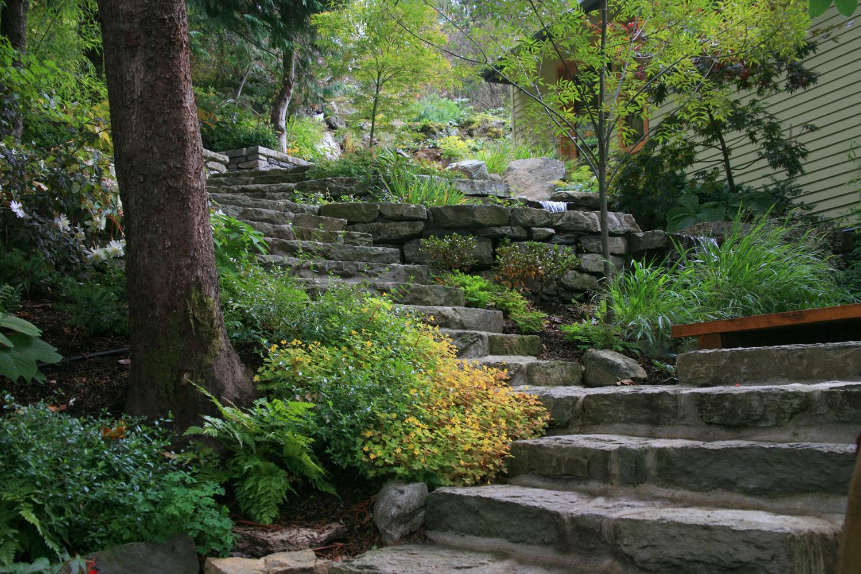 Portfolio jonathan craggs garden design for Garden design portfolio